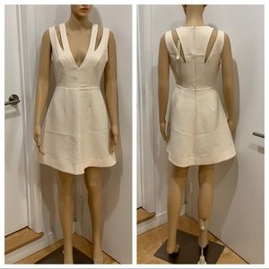 Mustard Seed sexy dress with cut outs, size small